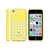 iPhone Case Cover - iPhone 5C - Yellow