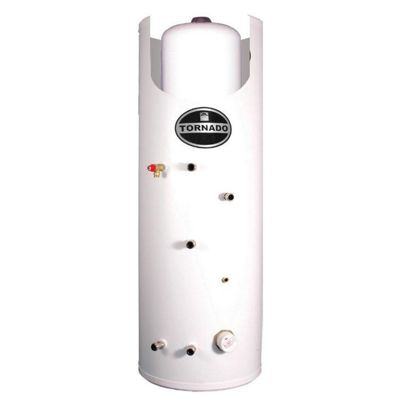 Telford Tornado DIRECT Unvented Stainless Steel Hot Water Cylinder 150 LITRE