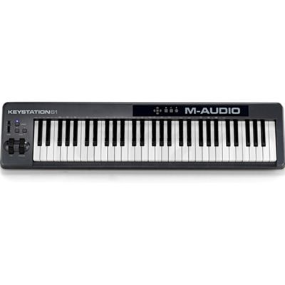 M-Audio Keystation 61 USB MIDI Controller (2014)