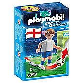 Playmobil 6898 Soccer Player England