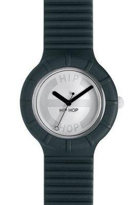 Hip Hop Unisex Hero Black Tie Strap Watch HWU0031