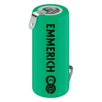 Emmerich NiMH Rechargeable Battery Sub C