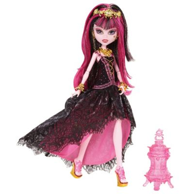 Monster High 13 Wishes Party Haunt the Casbah Draculaura Doll