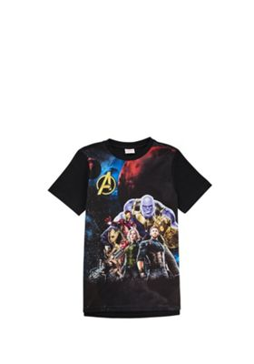 Marvel Avengers Infinity War T-Shirt Multi 5-6 years