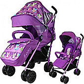 iSafe OPTIMUM Stroller (Foxy)