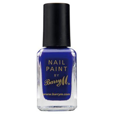 Barry M Nail Paint 312 - Indigo