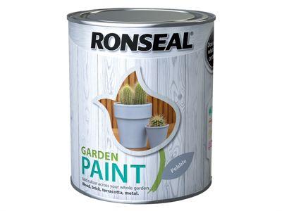 Ronseal Garden Paint Pebble 750ml
