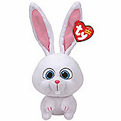 TY Beanie Babies Plush - Secret Life of Pets Movie Soft Toy - Snowball