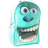 Monsters University Sulley PVC Front Backpack