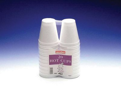 Caroline T1612 70Oz Insulated Cups 200Ml X20