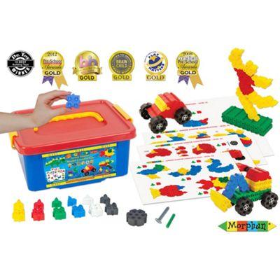 Morphun Junior Building Bricks Set (400 Pieces)
