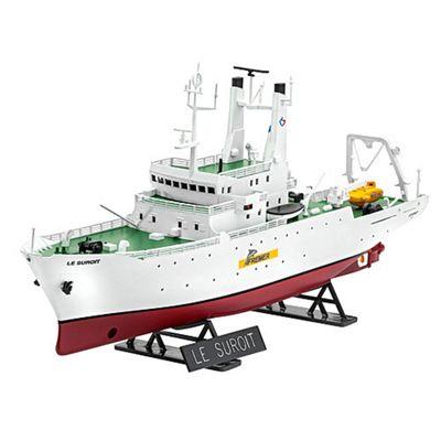 Revell Titanic Searcher Le Suroit 1:200 Plastic Model Ship Kit - 05131