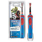 Oral-B Stages Power Kids Electric Toothbrush Featuring Disney Star Wars Gift Pack with Toothpaste