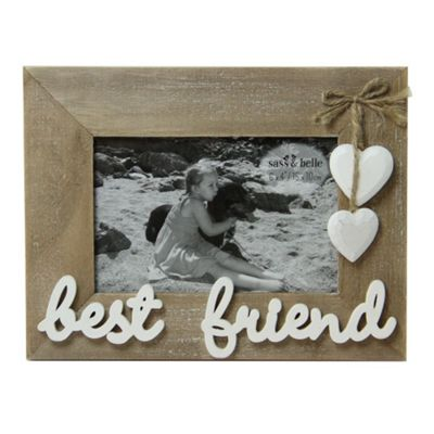 Buy Best Friends Standing Photo Frame from our All Frames range - Tesco