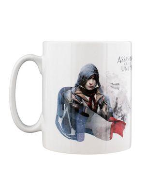 Assassins Creed Unity Tricolour 10oz Ceramic Mug