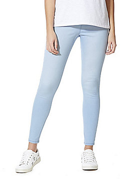F&F Premium Mid Rise Jeggings - Light wash