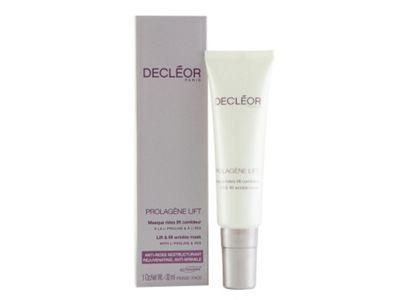 Decleor Prolagene Lift - Lift & Fill Wrinkle Mask 30ml with L-Proline & Iris