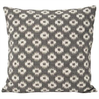Riva Home Mono Quadra Grey Cushion Cover - 45x45cm