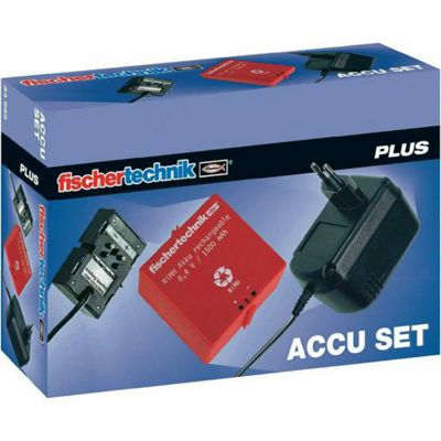 Conrad Rechargeable Battery Set