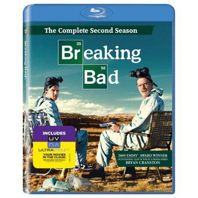 Breaking Bad: Season 2 (Blu-ray Boxset)