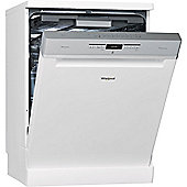 Whirlpool WFO3P33DL 14-Place Dishwasher, White