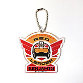 Star Wars Rogue One Personalised Keyring Red Leader