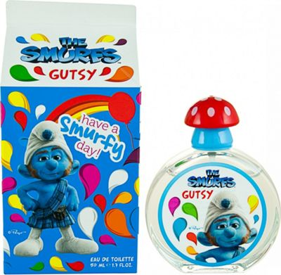 The Smurfs Gutsy Eau de Toilette (EDT) 50ml Spray