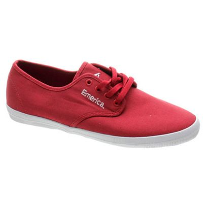 Emerica Wino Red Shoe