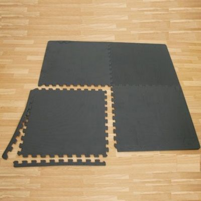 Buy Confidence Fitness Heavy Duty Large Exercise Floor Mat ...