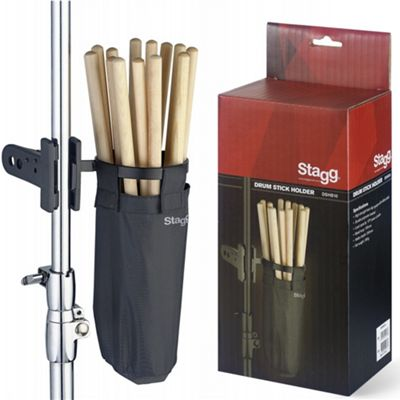 Stagg Drum Stick/Beater Clip-On Bag