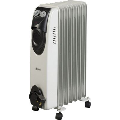 Stirflow 1.5W Oil Filled Radiator