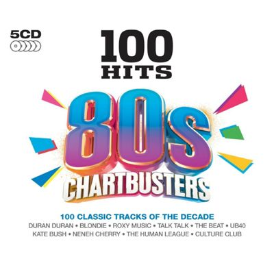 100 Hits - 80s Chartbusters