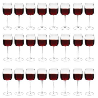 Estilo Crystal Red Wine Glasses - Box of 24 - 450ml (15.8oz)