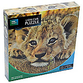 BBC Earth Lion Cub Puzzle