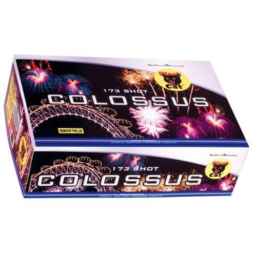 Colossus 173 Shot Firework