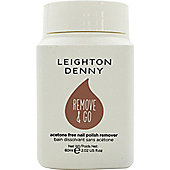 Leighton Denny Remove & Go Nail Polish Remover 60ml - Cherry Blossom