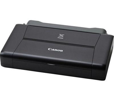 Canon PIXMA iP110 Inkjet Printer - Colour - 9600 x 2400 dpi Print - Photo Print - Portable