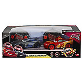 Disney Cars 3 Next Generation McQueen v Jackson Storm Twin Pack 1:24 RC