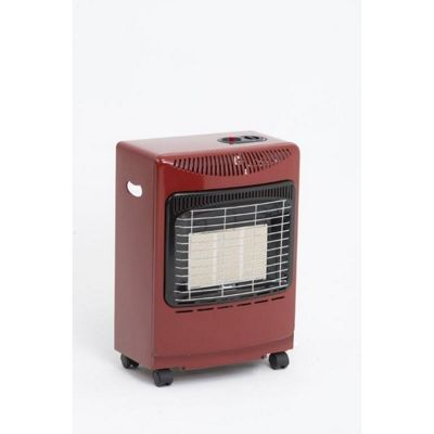 Lifestyle Mini Heatforce Cabinet Heater - Red