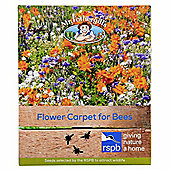 Mr Fothergill's RSPB Flower Seed Mix - Flower Carpet for Bees