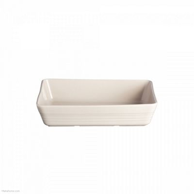 Mason Cash Rectangular Roaster Dish, Microwave Safe, 31cm (Cream)