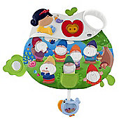 Chicco Fairy Tale - Snow White & 7 Dwarfs Cot Panel