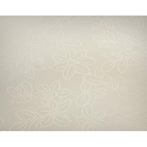 Blue Canyon Rosetta Set Table Cloth - Ivory - 137cm x 183cm (4-6 Seatings)