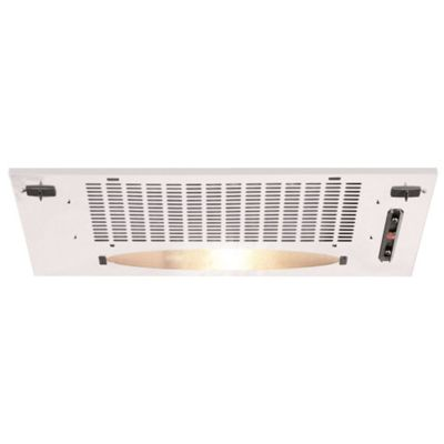 CDA CCA5 50cm Under Canopy Cooker Hood Extractor Fan in White