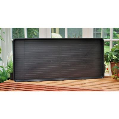 Garland Giant 'Plus' Garden Tray - Perfect for Greenhouses - Black