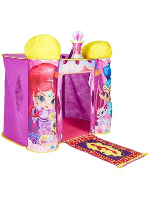 Shimmer and Shine Palace Play Tent  sc 1 st  Tesco & Play Tents u0026 Play Tunnels | Playhouses Play Tents u0026 Tunnels - Tesco