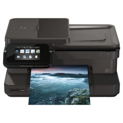 Hewlett Packard Photosmart 7520 Wireless All-in-one Colour Inkjet Printer and Fax Machine