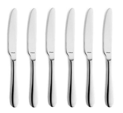 Amefa Oxford Set of 6 Stainless Steel Steak Knives