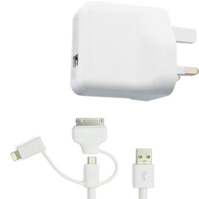 MiTEC Essentials Multi-tip mains charger