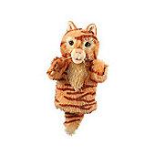 Carpets Ginger Cat Puppet